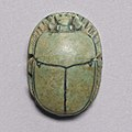 Egyptian - Scarab Amulet - Walters 4258 - Top.jpg