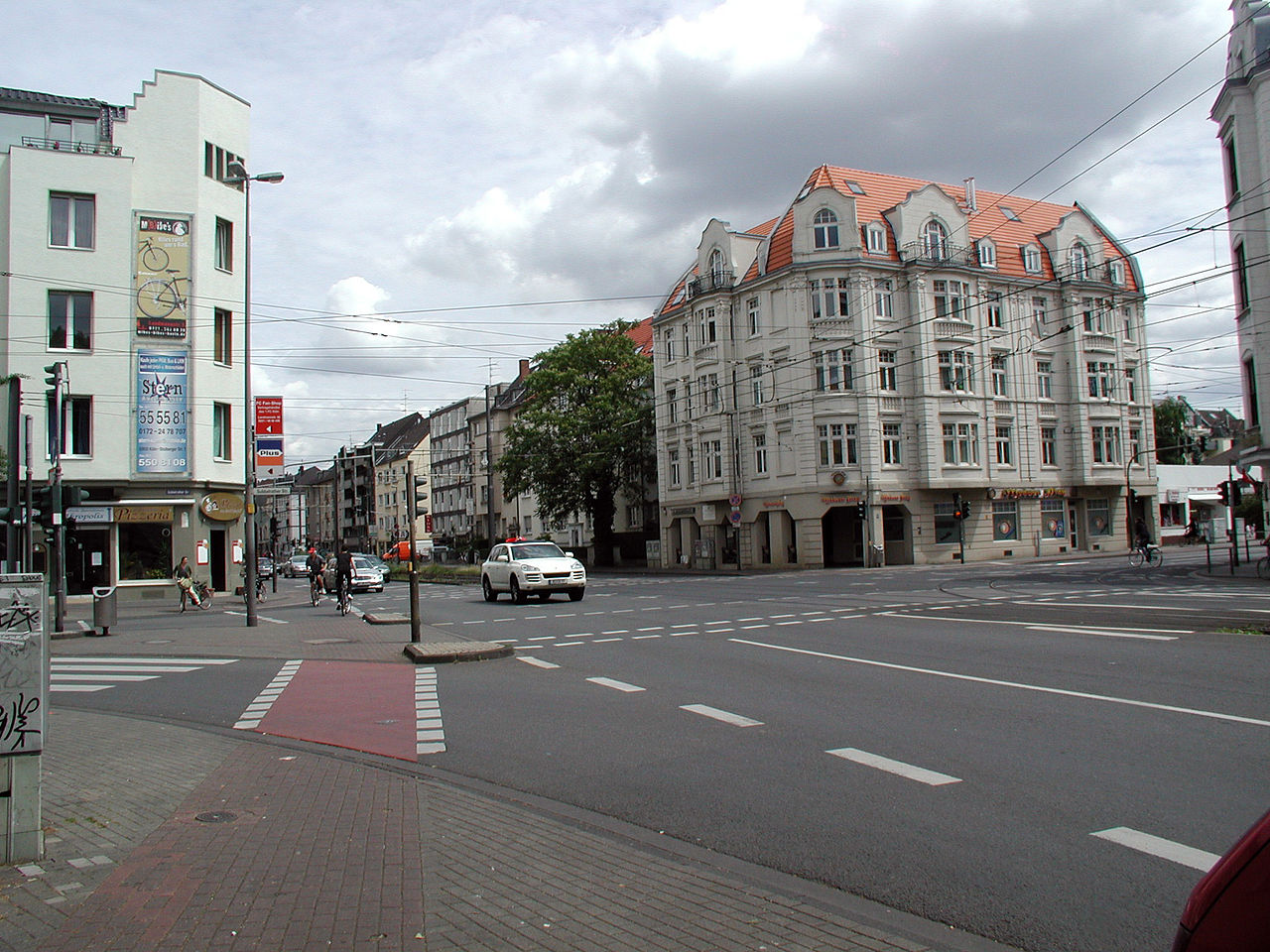 Ehrenfeldgürtel Köln