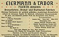 Eiermann & Tabor Bronzefarben 1900.jpg