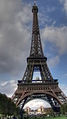 Eiffel Tower from Champ de Mars 007.jpg
