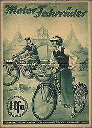 Ein Elfa-Prospekt aus den 1920er Jahren