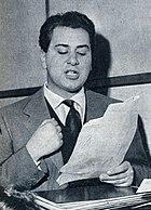 Elio Pandolfi e Pino Locchi, doppiatori di Stanlio e Ollio dal 1957 al 1958