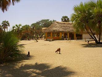 Eliye Springs - Eliye Springs Hotel Resort Turkana