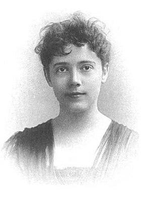 Elizabeth Bisland - Bisland circa 1891