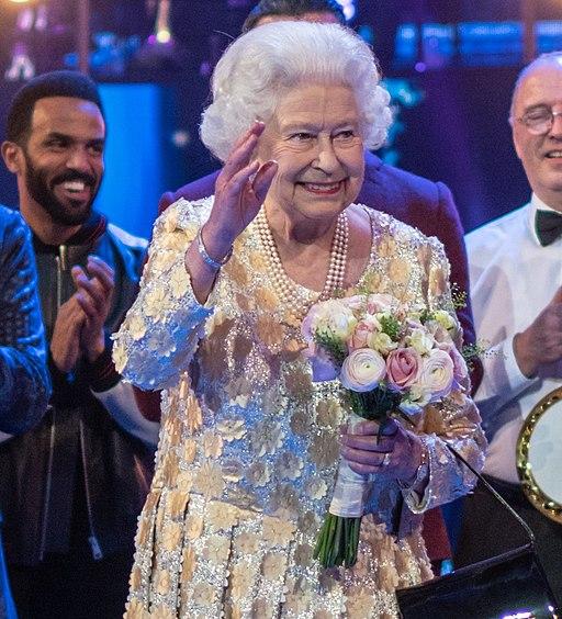 Elizabeth II birthday 2018