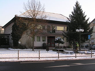 Elsenfeld - Town hall
