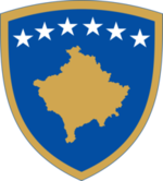 Emblem of government Kosovo