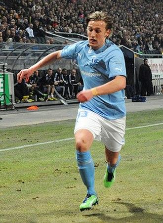 2013 Malmö FF season - Midfielder Emil Forsberg joined Malmö FF from GIF Sundsvall
