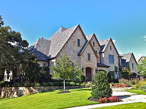 Southlake, Texas - English Country estate in Southlake