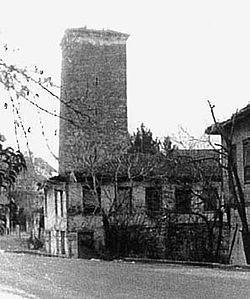 Enice Vardar Clock Tower Old Foto.jpg