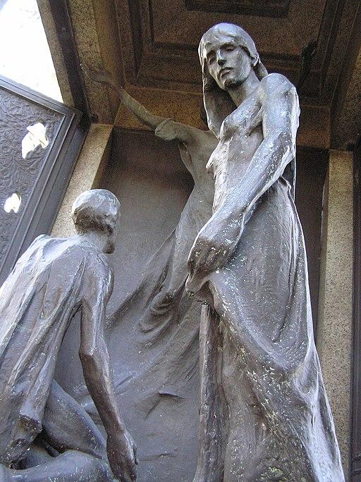 Enigmatic Statue 2012