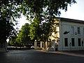 Entrée caserne rue Lepic , Montpellier (ancienne EAI).JPG