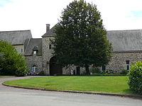 Entrée de l'abbaye de Timadeuc.JPG