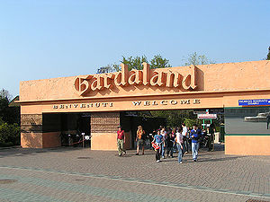 Gardaland - Image: Entrance of Gardaland