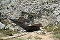 Entrance to Cave of Zeus on Ida, 076704.jpg