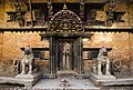 Entrance to a building, Kathmandu, Nepal.jpg