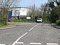 Entrance to industrial estate on Shuart Lane - geograph.org.uk - 382803.jpg
