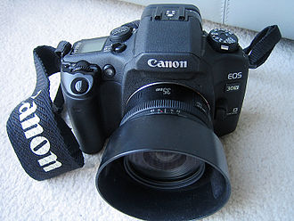 Canon EOS 30V - Image: Eos 30v 1 weba