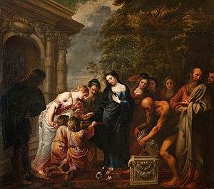 Erasmus Quellinus II - Artemisia