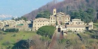 Monte Porzio Catone - Tusculan Hermitage of Camaldoli.