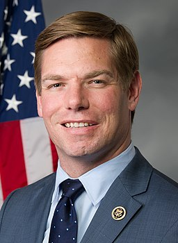 Eric Swalwell 114th official photo (cropped 2)