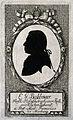Ernst Gottfried Baldinger. Silhouette by Stahl. Wellcome V0000319.jpg