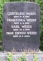 Erwin Weiss urngrave.jpg