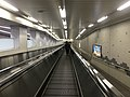 Escalator between Shinsaibashi Station and Yotsubashi Station.jpg