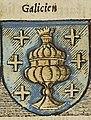 Escudo da Galiza na Cosmographia de Sebastian Münster.jpg