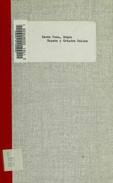 File:España y Estados Unidos Conferencias.djvu