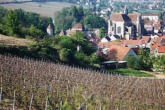Essômes-sur-Marne - A general view of Essômes-sur-Marne
