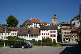 Old City of Estavayer-le-Lac