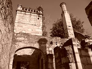 Faulconbridge, New South Wales - Ruins of Eurama