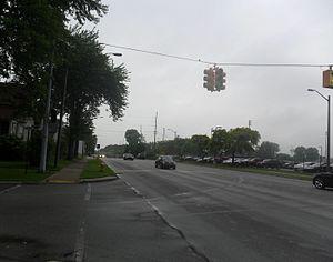 Eureka Road - Eureka Road in Wyandotte