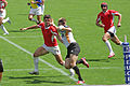 European Sevens 2008, Germany vs Georgia, push.jpg