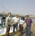 Eurovision Song Contest 1980 postcards - Samira Bensaïd 04.png