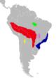 Euryoryzomys distribution.png