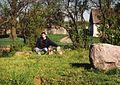 Ev. cemetary in Kliny, 2.5.1995r.jpg