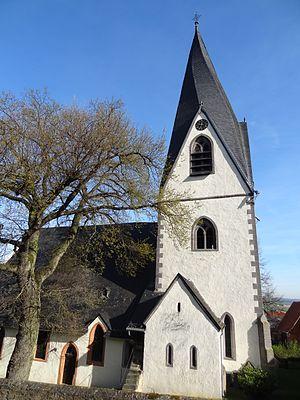 Münzenberg - Protestant church