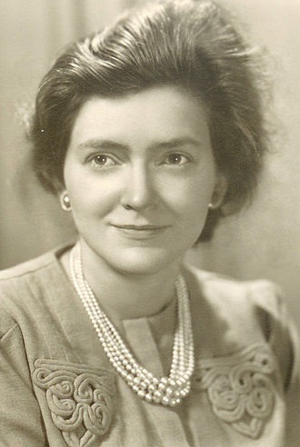 Evangeline Walton - Image: Evangline 1940scrop