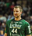 Evars Klesniks 1 DKB Handball Bundesliga HSG Wetzlar vs HSV Hamburg 2014-02 08 013.jpg