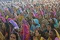 Evening Prayers - Rawatpura Sarkar Ashram - Chitrakoot - Satna 2014-07-05 6675.JPG