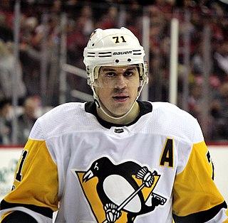 Evgeni Malkin Russian ice hockey player