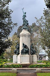 Exeter War Memorial war memorial in Exeter, Devon, England