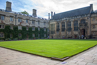 Exeter College, Oxford constituent college of the University of Oxford