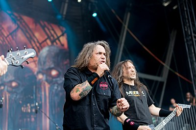 Picture of a band or musician: Exodus