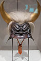 "Extraordinary Helmet in the Shape of an Oni Demon Head - 17th-18th century - ""Samurai"" Exhibition - Portland Art Museum - 26 Dec. 2013.jpg"