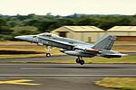 F-A-18C Hornet - RIAT 2015 (22414560993).jpg