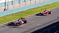 F1 2013 Jerez test - McLaren and Ferrari.jpg