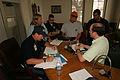 FEMA - 31149 - Damage assessment team meets in Texas.jpg